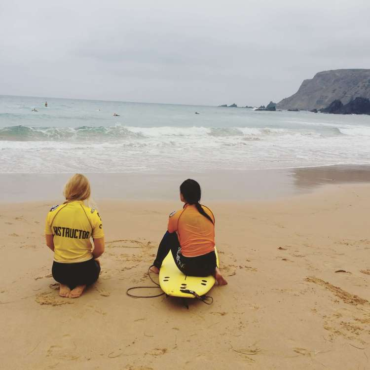 surfing in Lagos portugal things to do in Lagos Portugal Lagos surf school surf camp lagos