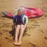 kitesurfing in lagos portugal
