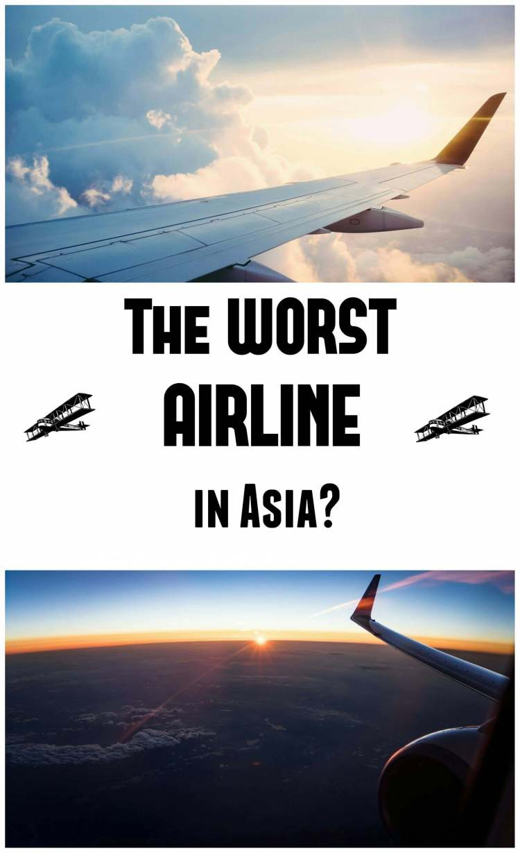 scoot airlines worst airline in Asia where is tara povey irish travel blogger