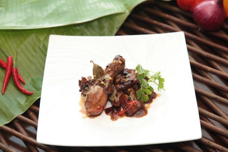 filipino food adobo