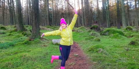 colourful outdoor gear trespass where is tara povey top irish travel blog
