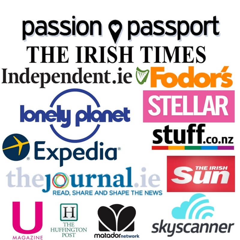 where is tara povey top irish travel blogger