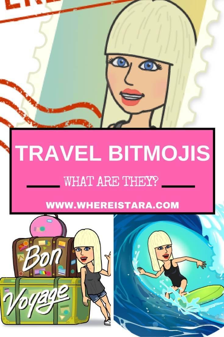 TRAVEL BITMOJIS where is tara povey top irish travel blog