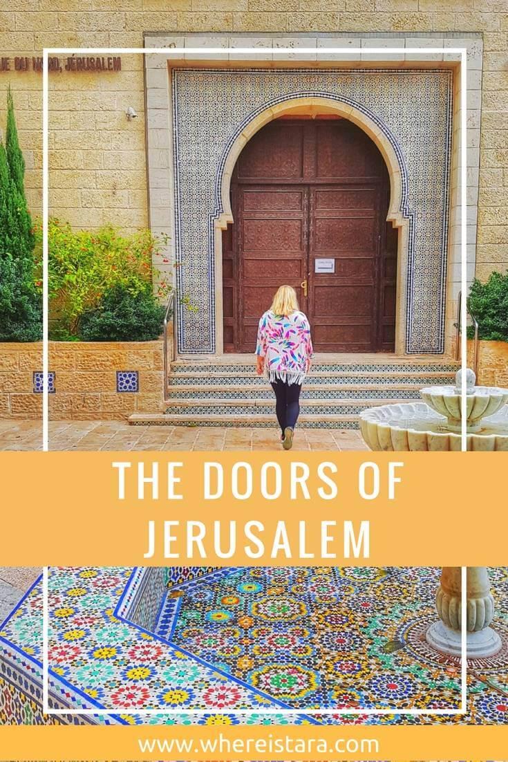 doors-of-jerusalem where is tara povey top irish travel blog
