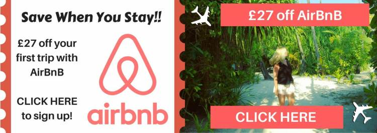 where is tara povey top irish travel blog airbnb discount code
