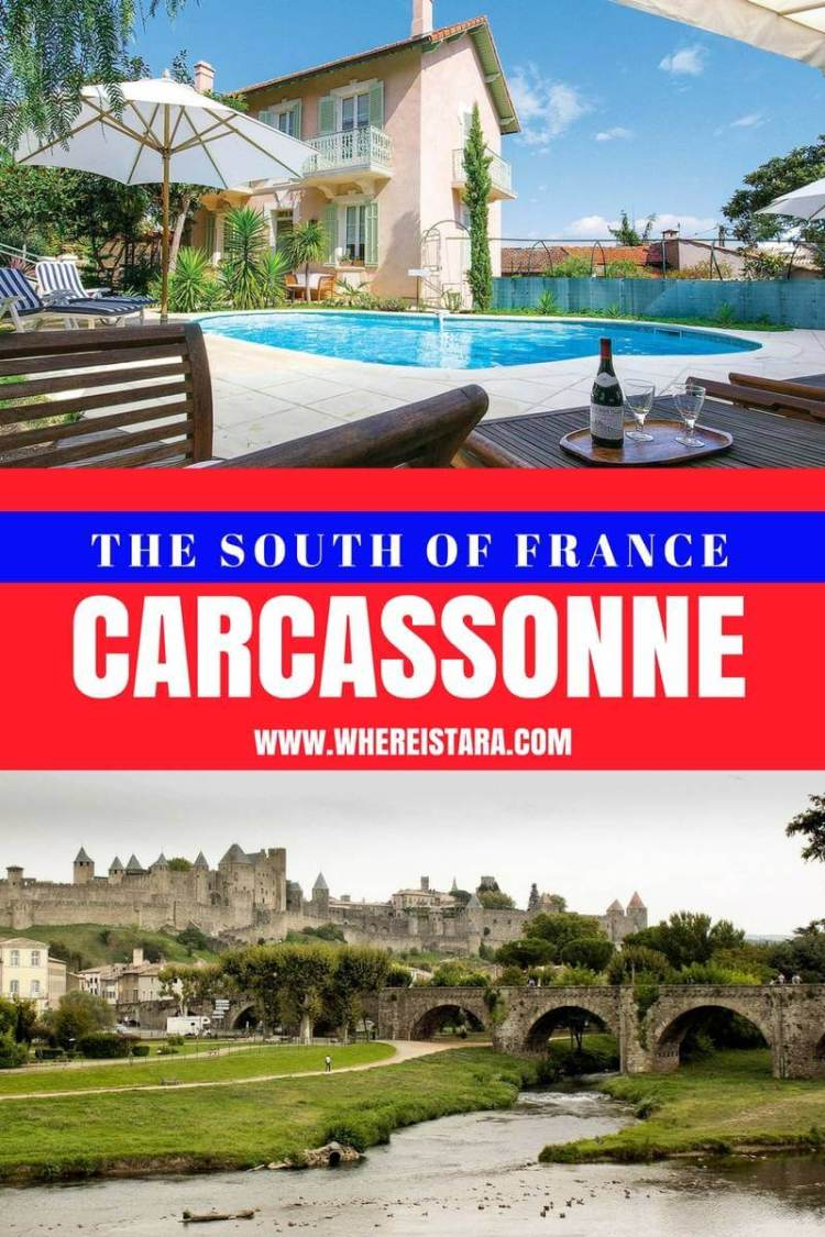 things to do in carcassonne south france where is tara povey top irish travel blogger