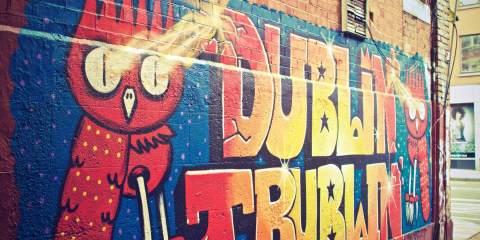 weekend in dublin where is tara povey top irish travel blogger
