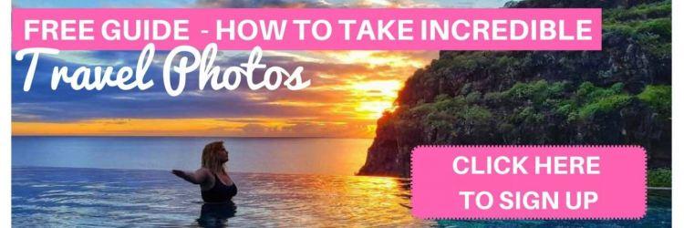 Free Guide to Taking Incredible TRAVEL PHOTOS where is tara povey top irish travel blog