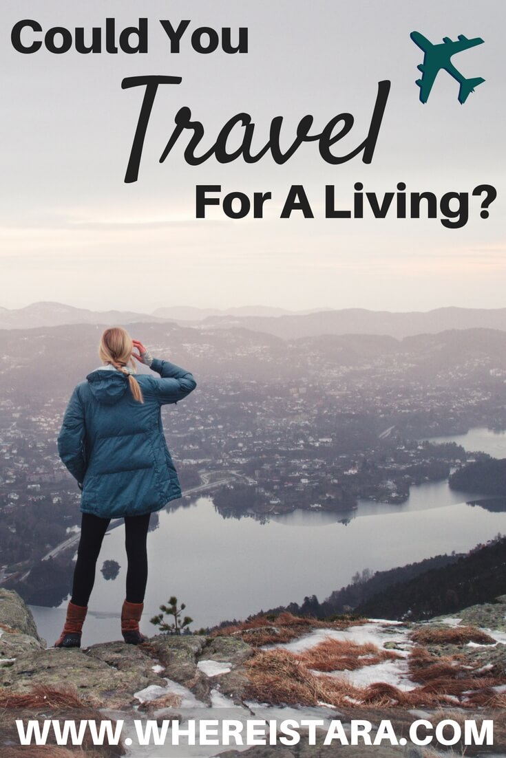 travel for a living where is tara