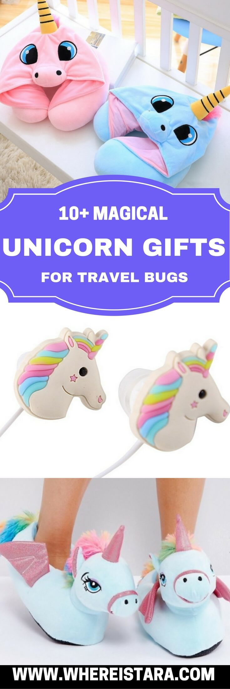 UNICORN GIFTS travel christmas gifts where is tara