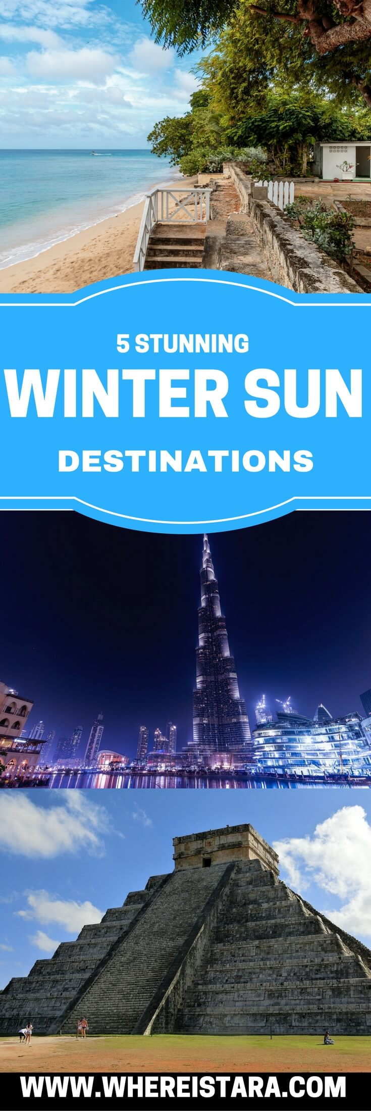 stunning winter sun december destinations where is tara povey