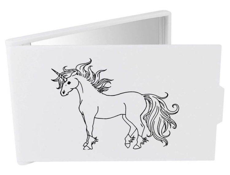 unicorn gifts travel mirror christmas gifts where is tara