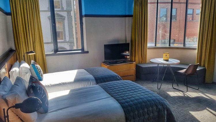 48 hours in belfast bullitt hotel