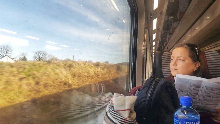 48 hours in belfast train