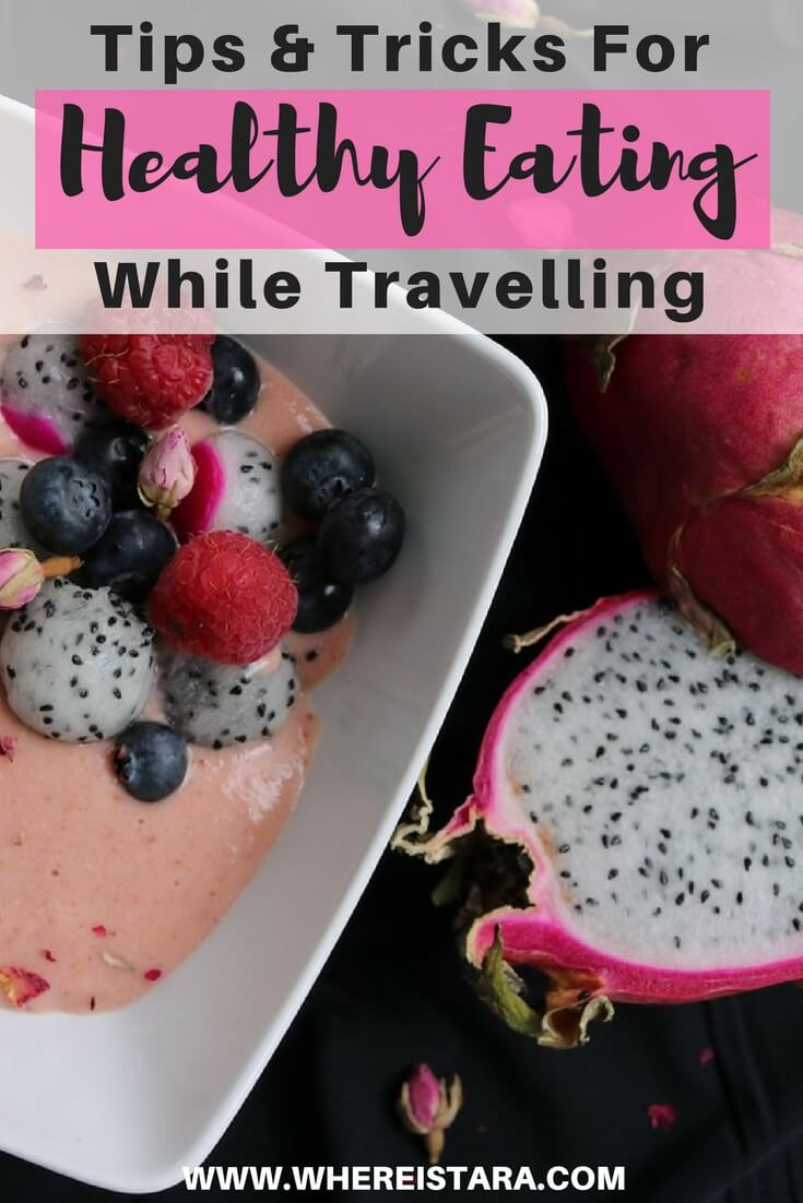 healthy eating while travelling where is tara povey top irish travel blogger