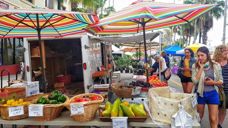 Sarasota county farmers market venice where is tara