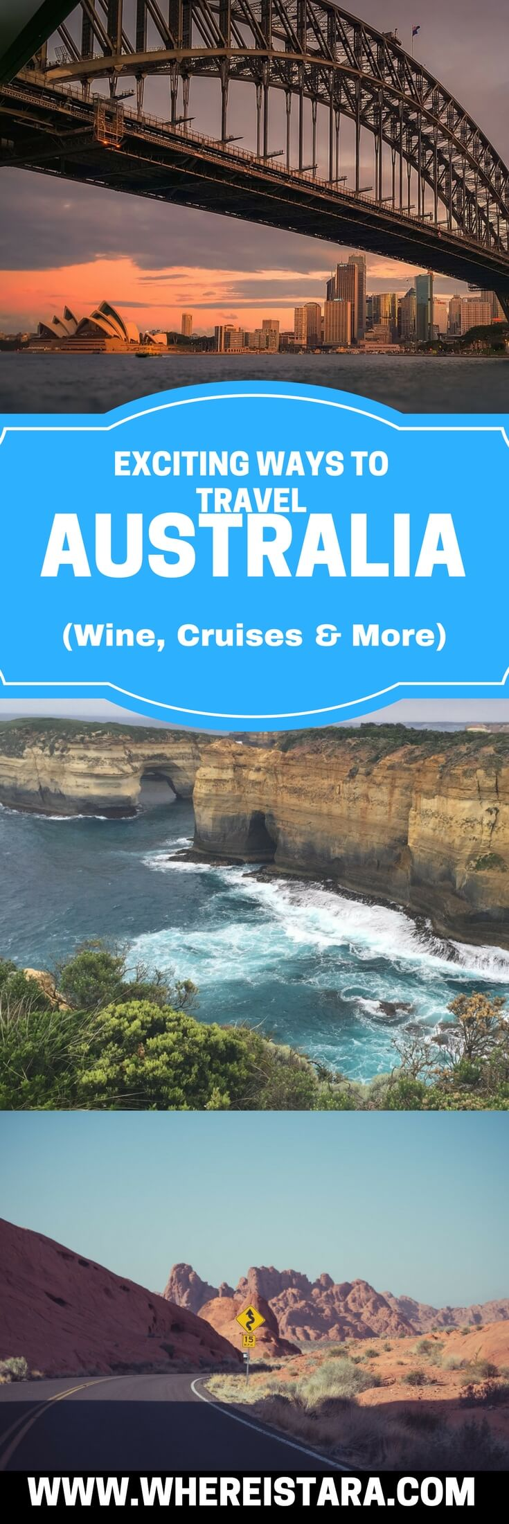 ways to travel australia where is tara top irish travel blogger
