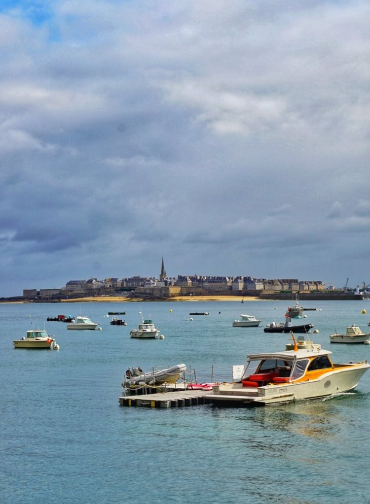 Saint Malo France Brittany Saint Malo beaches