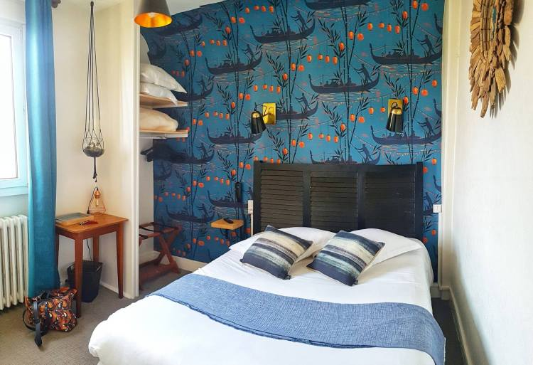 Saint malo brittany france les charmettes room