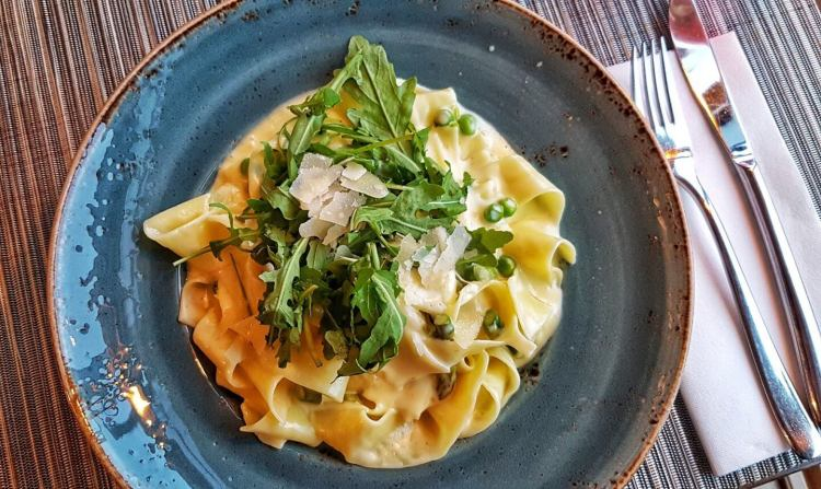 The galmont hotel and spa galway marinas pasta