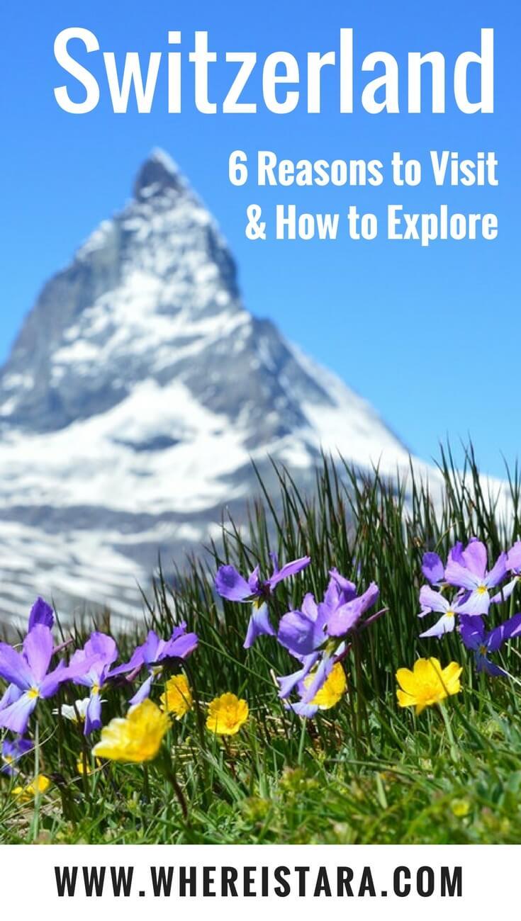 reasons to visit Switzerland where is tara povey top irish travel blogger