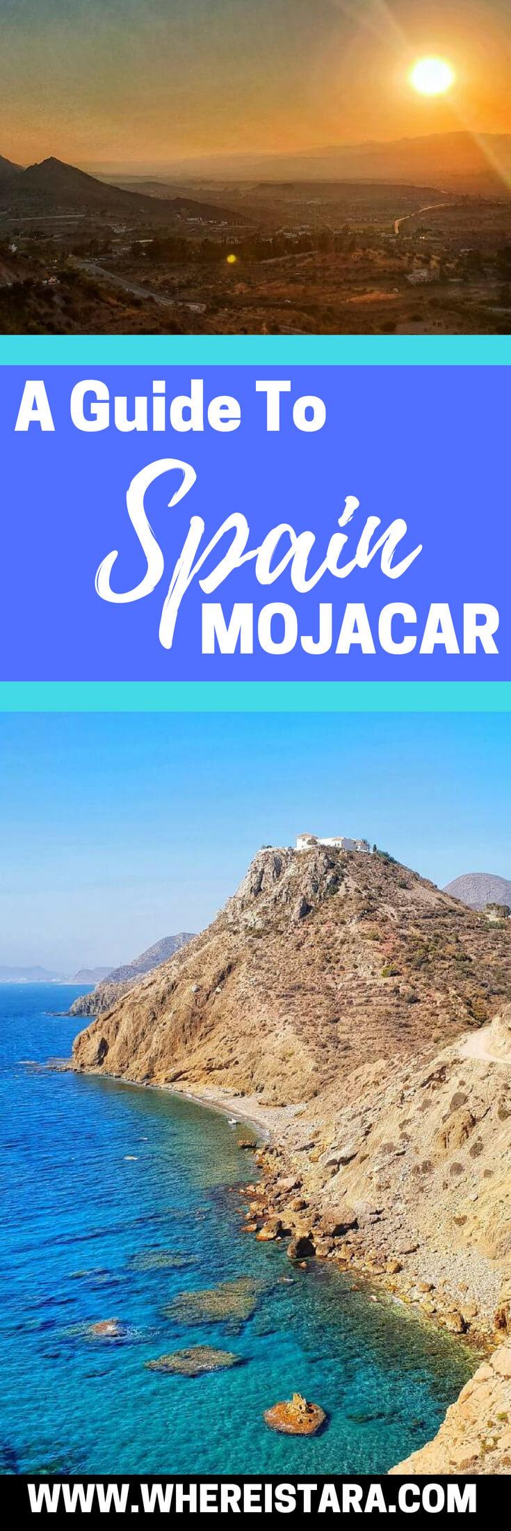 Things to do in Mojacar Spain hotels in Mojacar restaurants in Mojacar