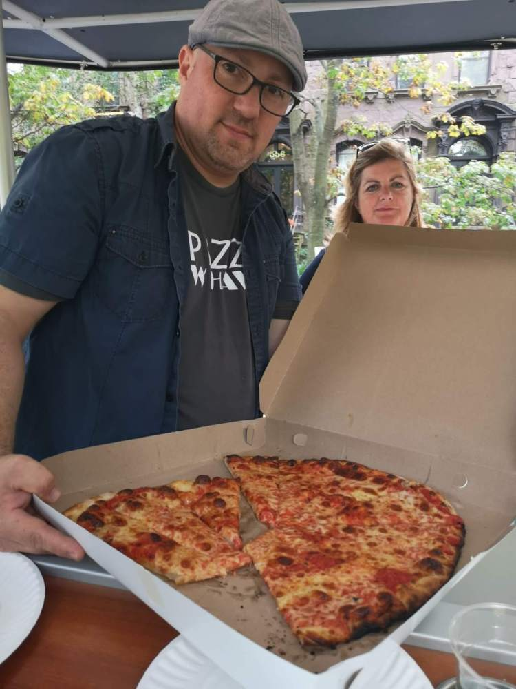 3 days in Connecticut 3 day itinerary pizza