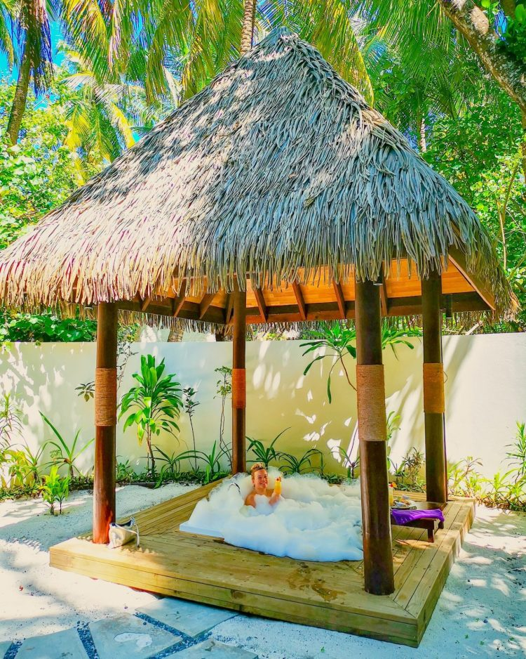 best place to stay in the maldives robinson club maldives