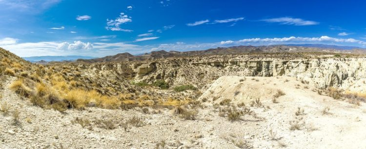 Almería filming locations