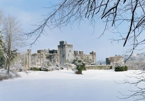 best castle hotels in Ireland Ashford Castle