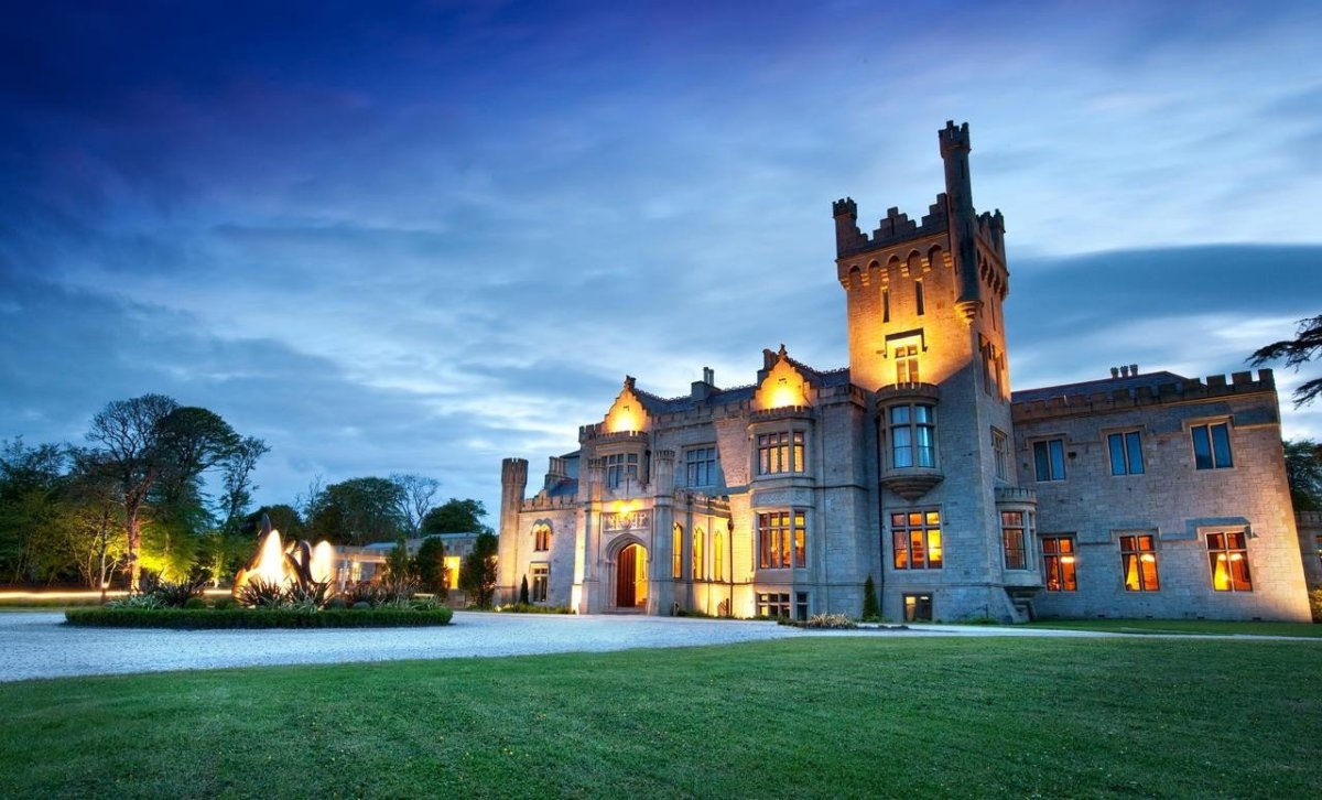 Best Castle Hotels in Ireland - A Royal Vacation