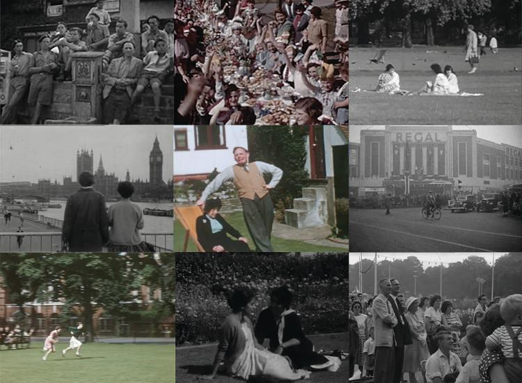 Grosvenor Film Festival - Archive footage of life in Bermondsey and Rotherhithe