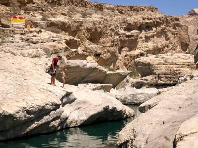 Wadis in Oman-5076