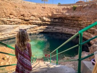 Wadis in Oman-5412