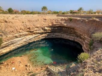 Wadis in Oman-5424