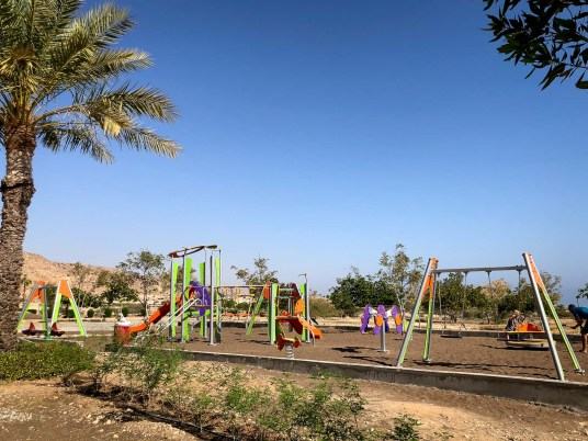 Wadis in Oman-5434