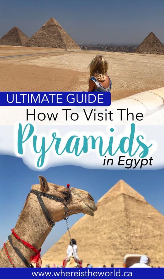 Visiting The Pyramids Pinterest 4c