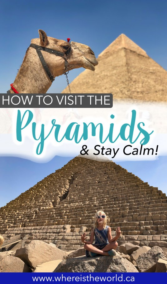 Visiting The Pyramids Pinterestb