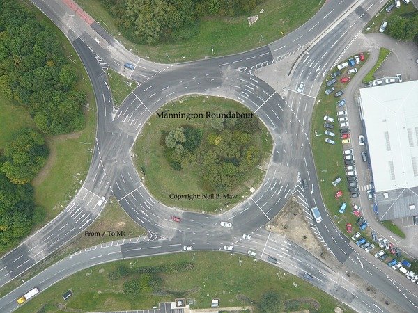 Roundabout Driving Rules