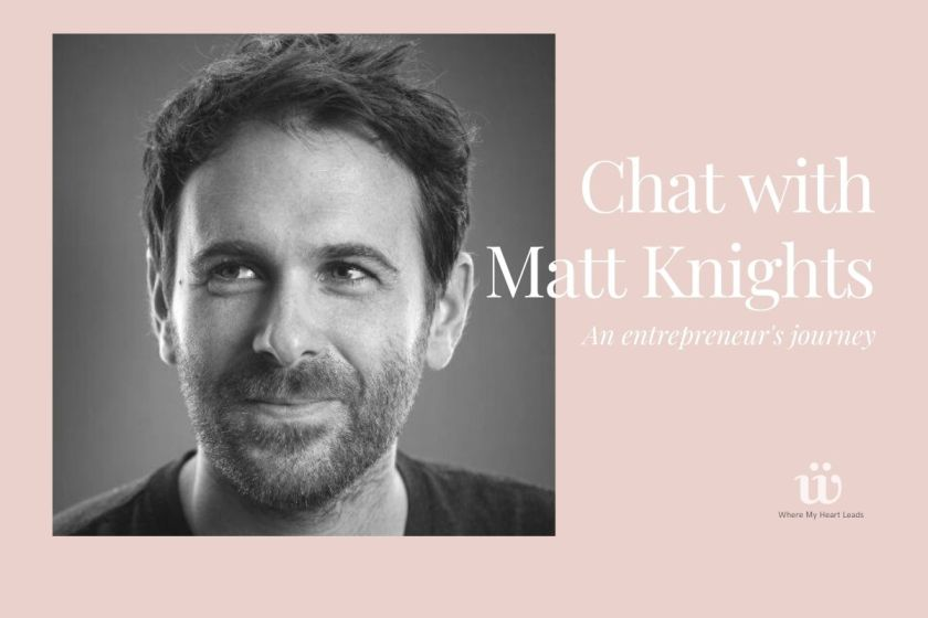 Matt Knights: from gamer to game company entrepreneur | Where My Heart Leads
