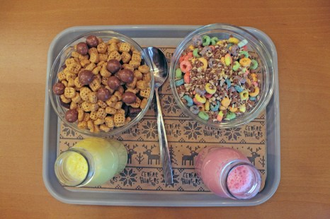 Cereal hunters(3)