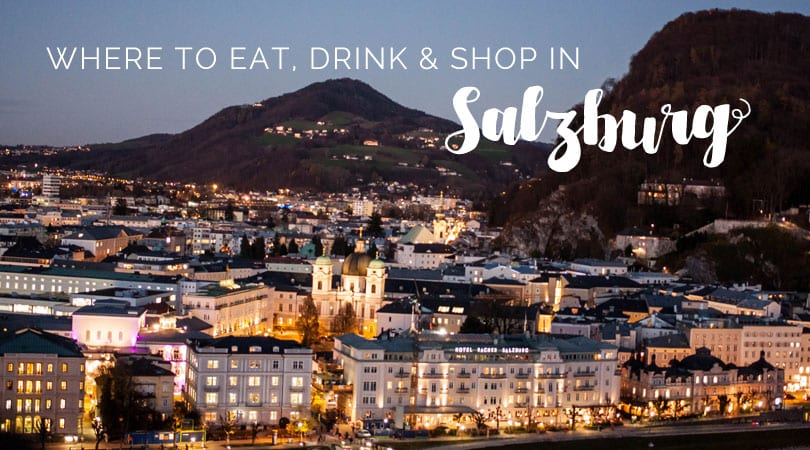 Salzburg guide on where to eat