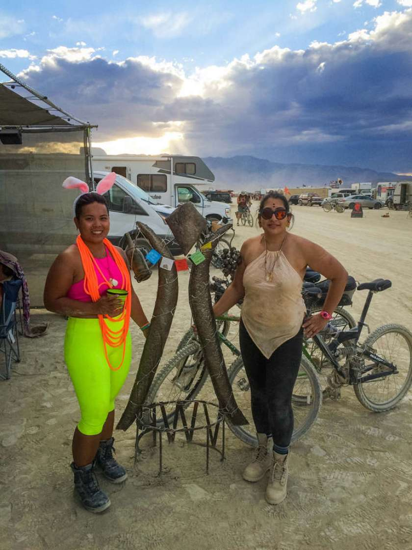 Virgin's Guide to Burning Man
