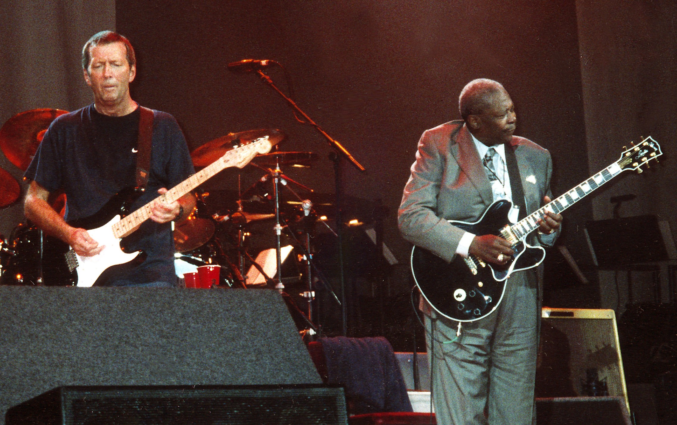 Guest Appearances By Other Musicians At Eric Clapton S Concerts