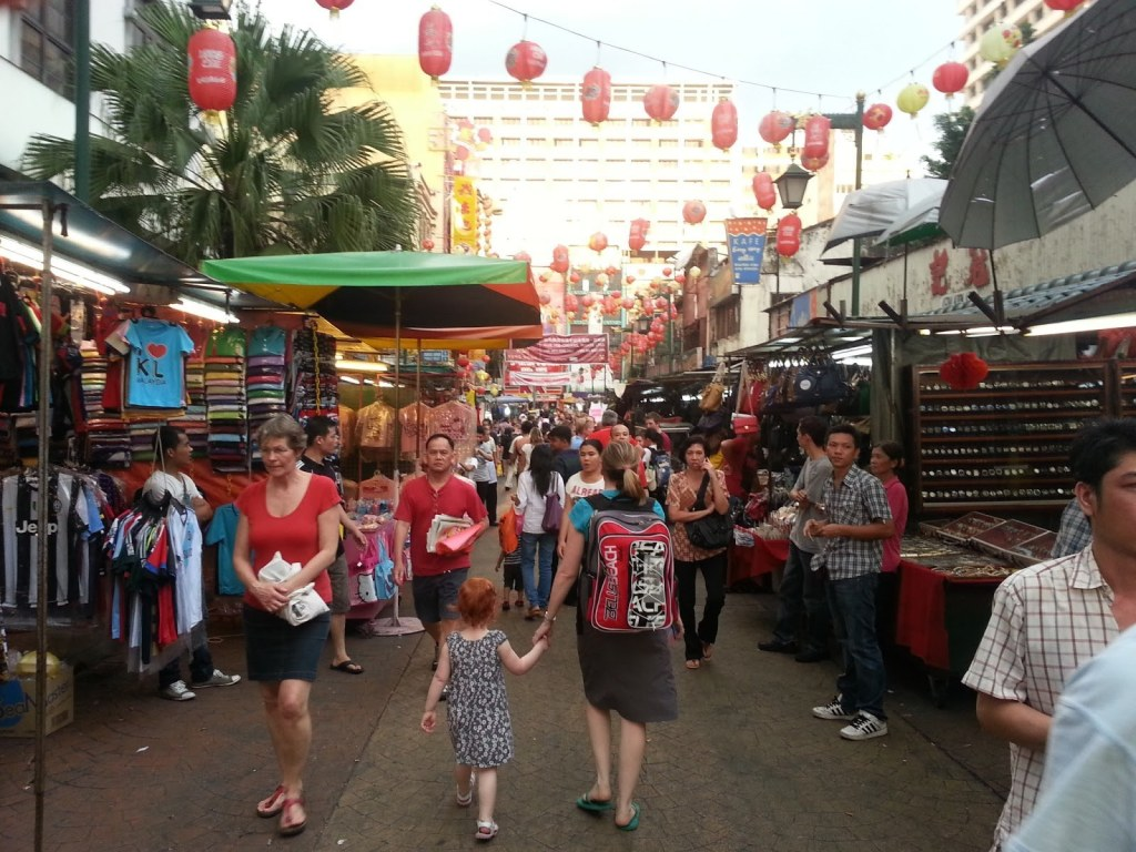 what to do in kuala lumpur with kids chinatown