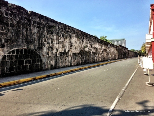 Walls of Intramurios