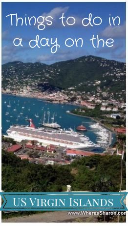 things to do in the US Virgin Islands