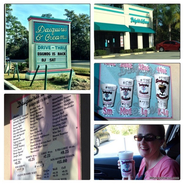 Louisiana road trip attractions