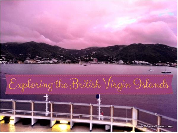 Exploring the British Virgin Islands(2)