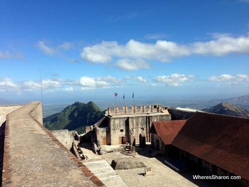 citadel cap haitien